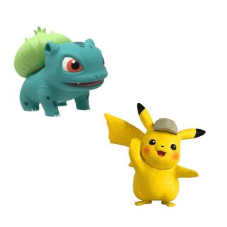 Pokemon Battle Pack 2er Figuren Set Detektiv Pikachu &...