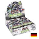 Yu-Gi-Oh! Karten Booster Display - Battles of Legend Heros Revenge DE 1. Auflage