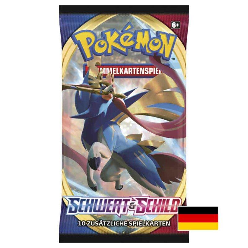 Pokemon Karten Booster Pack