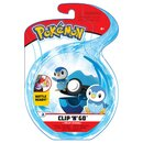 Pokemon Pokeball Clip ´N´ GO Plinfa im Tauchball
