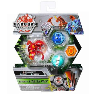 Bakugan Armored Alliance / Starter Pack Figur /...