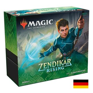 Magic The Gathering Karten Zendikars Erneuerung Bundle...