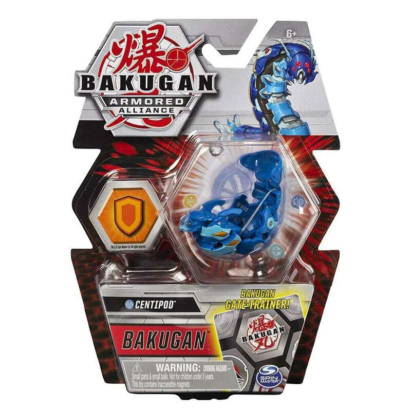 Bakugan Armored Alliance Basic Centipod