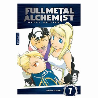Fullmetal Alchemist Metal Edition Band 7 - Manga / Comic...