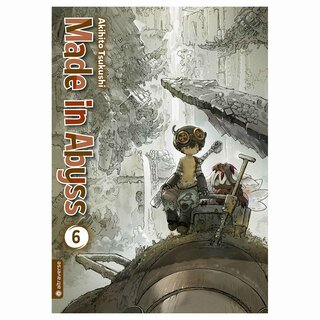 Made in Abyss Band 6 - Manga / Comic / Taschenbuch