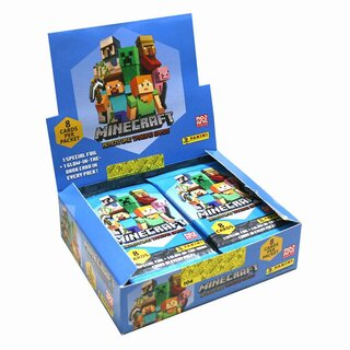 Minecraft Karten Minecraft Adventure 18er Booster Pack...