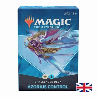 Magic the Gathering Karten Challenger Deck 2021 - Azorius...