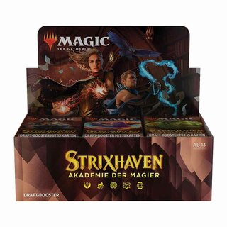 Magic The Gathering Karten Strixhaven: Akademie der...