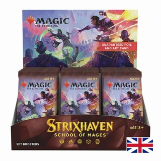 Magic The Gathering Karten Strixhaven: School of Mages...