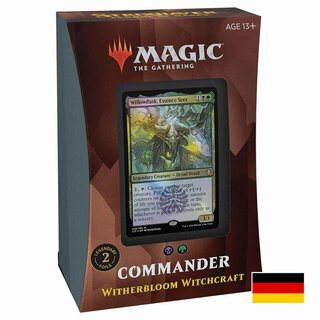 Magic the Gathering Strixhaven Commander 2021 Deck...