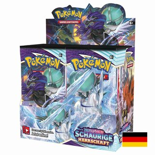 Pokemon Karten Schwert & Schild 36 Booster Packs...
